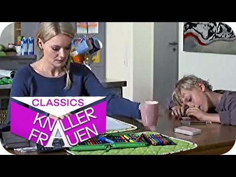 Mathe-Hausaufgaben - Knallerfrauen mit Martina Hill [subtitled]