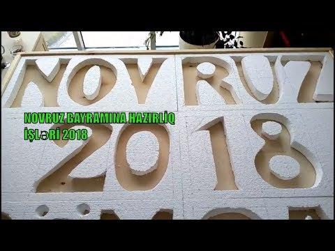 Usta Azər/Novruz Bayram üçün penoplasdan bir ideya
