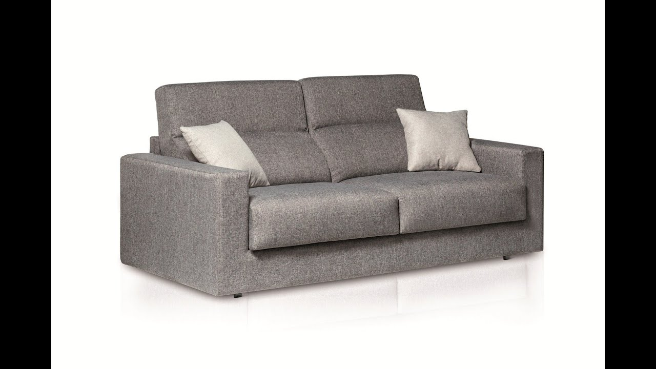 Descatalogado sofa cama italiano de alta calidad varios - Tejidos para sofas ...