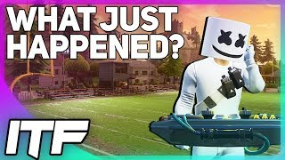 My Thoughts on the New Marshmello Skin in Fortnite (Fortnite Battle Royale)
