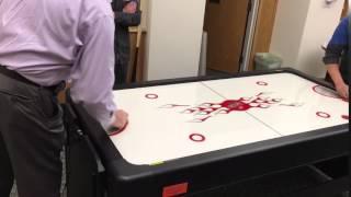 Air hockey, pool, & ping pong