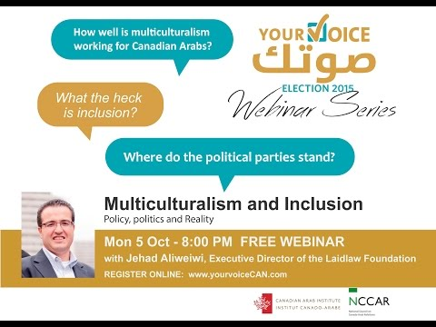 Multiculturalism and Inclusion – Policy, Politics and Reality