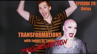 James St. James and Detox: Transformations - Halloween Edition