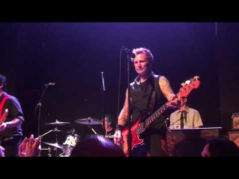 Green Day - Armatage Shanks @ Rough Trade, Brooklyn, NYC [10/7/16]