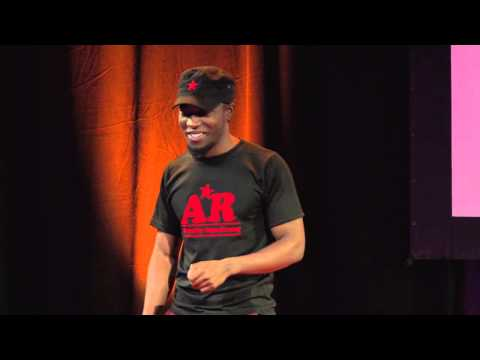 The fight for social justice | Job Amupanda | TEDxWindhoek