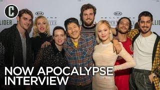 Now Apocalypse: Tyler Posey, Avan Jogia, Kelli Berglund, Beau Mirchoff and More