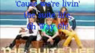 "Suite Life On Deck ""Livin"