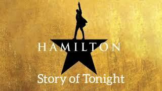 Full Hamilton Act I Soundtrack