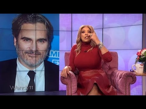"""Wendy Williams Apologizes After Mocking Joaquin Phoenix's """"Cleft ..."""