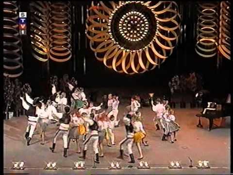 Klnka 1996 vo vystúpení Lučnica a jej deti