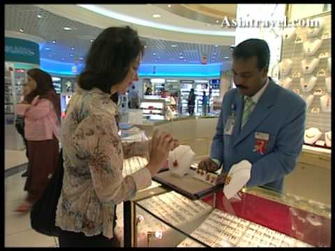 Bahrain International Airport Duty Free by Asiatravel.com