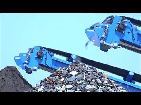 Thane C&D (Construction & Demolition) Waste Management Facility, India
