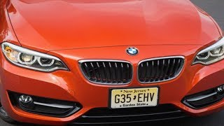 BMW 2 Series Coupe 2018 review