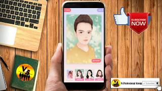 Meitu – Beauty Cam, Easy Photo Editor App Review    Vs Professional Group   Tamil screenshot 5