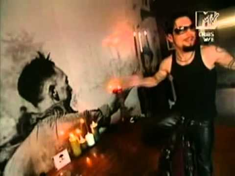 Dave Navarro on MTV Cribs