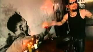 Dave Navarro on MTV Cribs