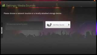 Boxee Video Tutorial: Creating a network media source