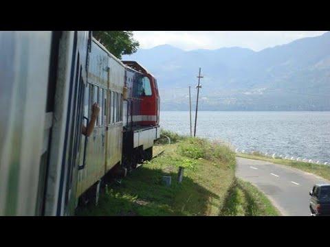 Alam Ranah Minang, Danau Singkarak Dari  Atas Kawis