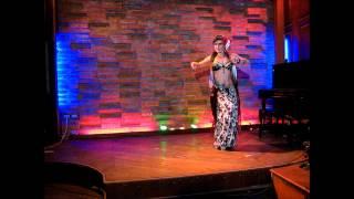 Cristina, Tribal Fusion Belly Dancer, at Diva Nicotina Guayaquil - Ecuador