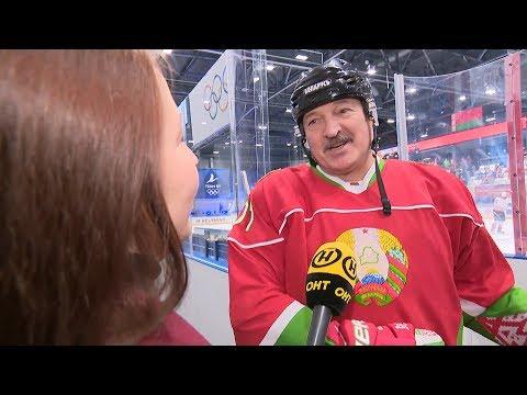 Спорт и холодильник: Лукашенко рассказал о лучшем лекарстве от коронавируса