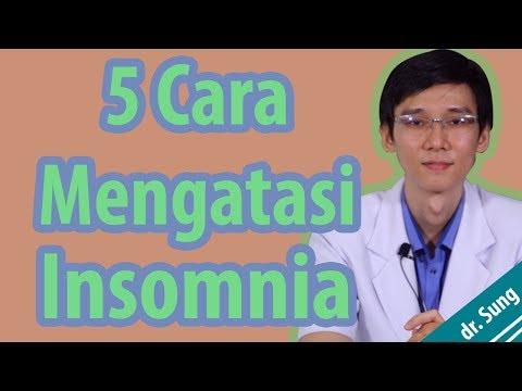 5 Cara Mengatasi Insomnia (Susah Tidur)