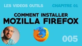 Installer Mozilla Firefox