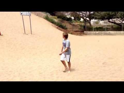 Sand Dune. The Movie Trailer.