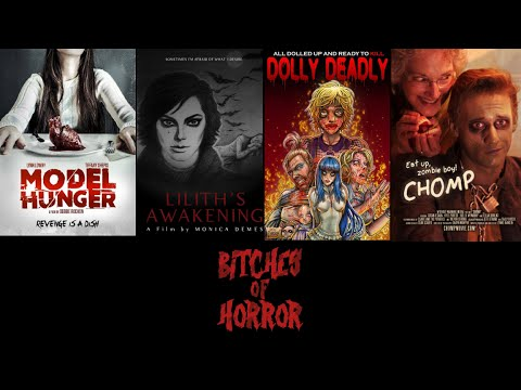 "Bitches of Horror - Episode 28 ""Female Director Indie Special"""