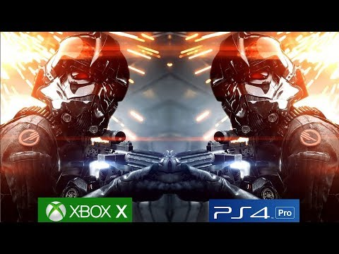 Star Wars Battlefront 2 On Xbox One X Features Impressive Leaps Over PS4 Pro