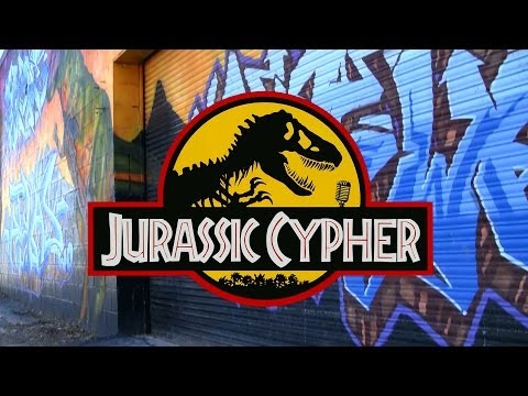 In Sanity - Jurassic Cypher