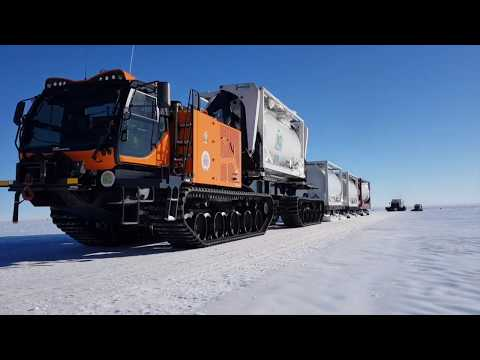 The Challenging Project that brought PRINOTH to Antarctica
