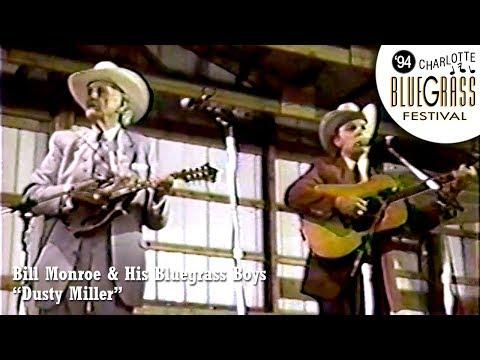 Dusty Miller - Bill Monroe & His Blue Grass Boys [Live Concert 1994] (15 of 20)