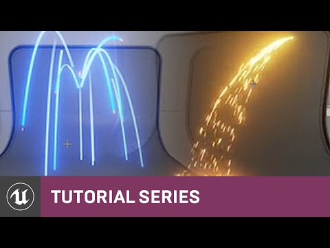 Into to Cascade: Particle Terminology | 01 | v4.2 Tutorial Series | Unreal Engine