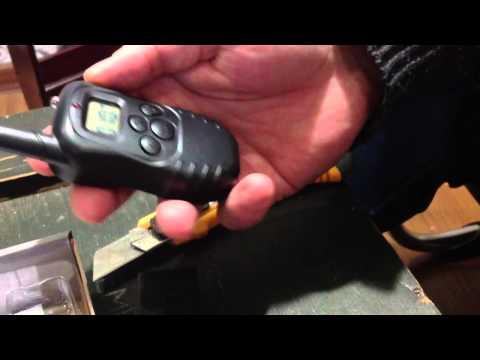 Электронный ошейник для дрессировки собак WT717