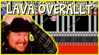 Bara LAVAbanor! - Super Mario Maker 2 på Svenska