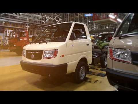 Ashok Leyland Manufacturing Plant - Hosur 2