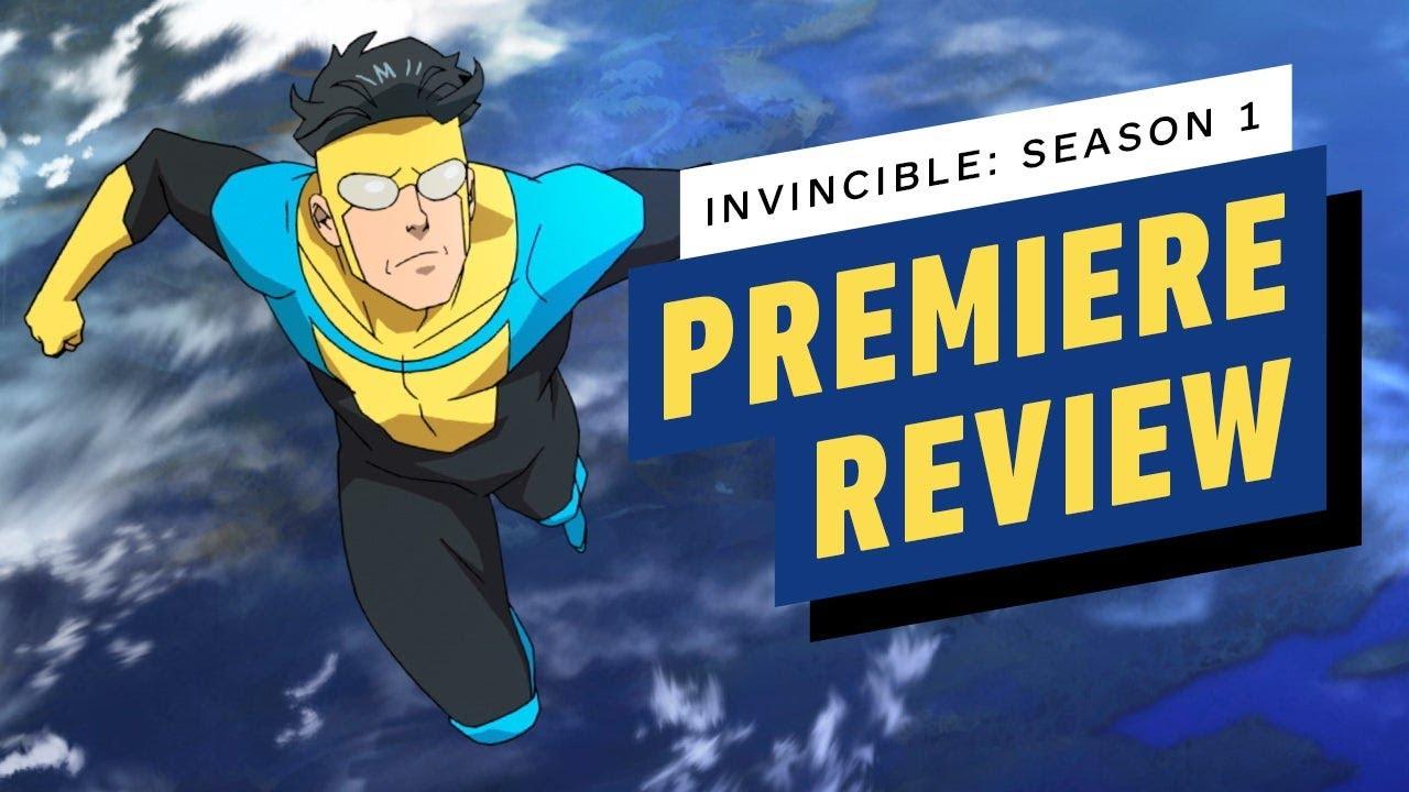 'Invincible': TV Review