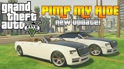 GTA 5 - Pimp My Ride #174   Enus Windsor Drop   NEW CAR Customization