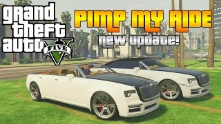 GTA 5 - Pimp My Ride #174 | Enus Windsor Drop | NEW CAR Customization