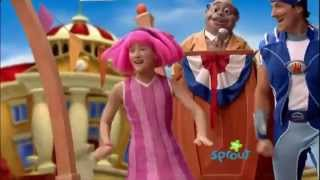 "LazyTown - ""S. & S."" Stephanie and Sportacus Fan Video I"