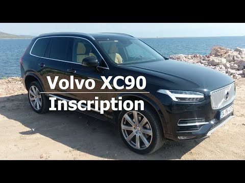 teknoloji zengini volvo xc90 inscription