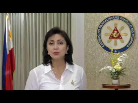RINJ Endorses Philippines V.P.  Leni Robredo  UN Video