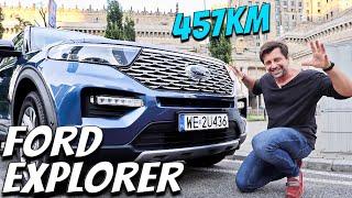 Ford Explorer, czyli Amerykanin w przebraniu Europejczyka! | Współcześnie