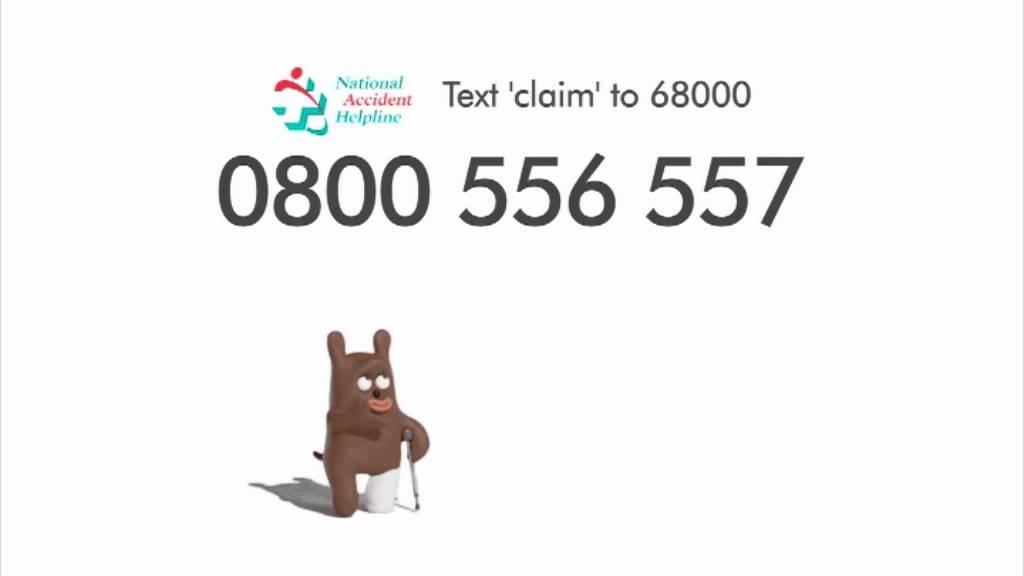 National Accident Helpline - \