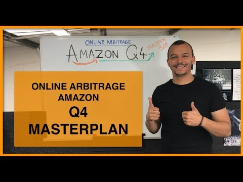 Online Arbitrage Amazon FBA Q4 Overview Masterplan | How To Have Your BEST Q4 Ever & Maximise In Q4?