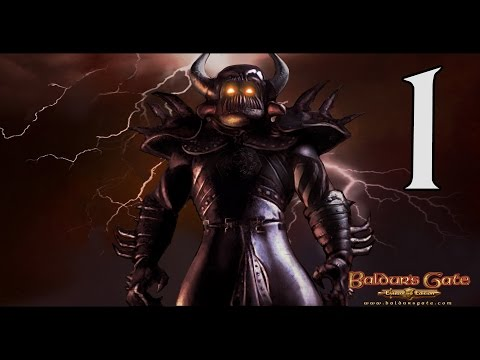 Прохождение Baldur's Gate: Enhanced Edition - Часть 1. Кэндлкип
