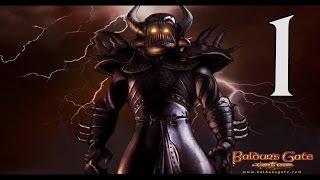 Прохождение Baldur's Gate: Enhanced Edition - Часть 1. Кэндлкип