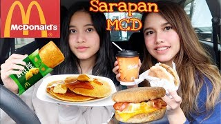 Download Video SARAPAN MCD DRIVE THRU | Mukbang & Eating Show MP3 3GP MP4