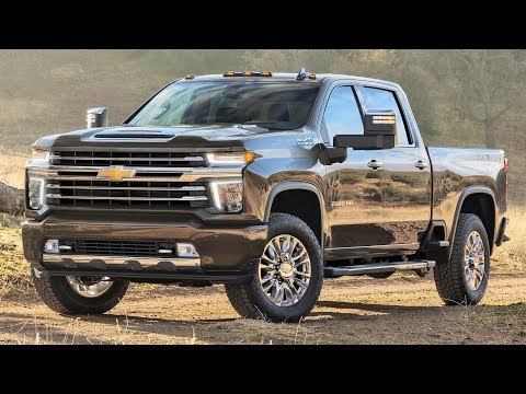 2020 Chevrolet Silverado 2500 HD High Country - Tougher, Stronger And More Capable Pickup