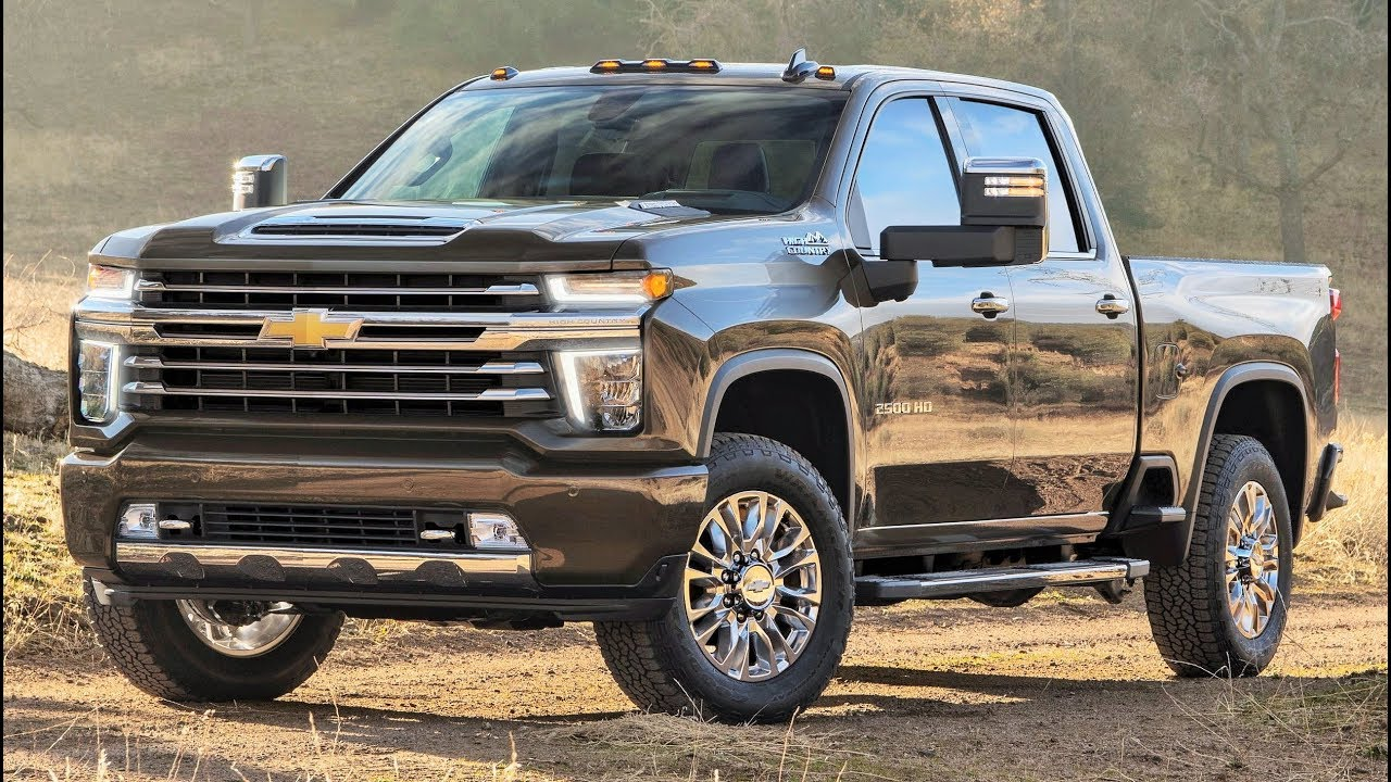 2020 Chevrolet Silverado 2500 Hd High Country Tougher Stronger And More Capable Pickup